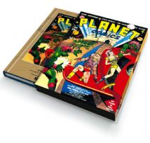 Fiction House Collected Works - Planet Comics (Vol 1) [slipcased]